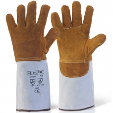 BFlex High Quality Flame & Molten Metal Resistant Welders Gauntlets