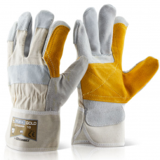 Click B-Flex Canadian Rigger Double Palm High Quality Work Glove