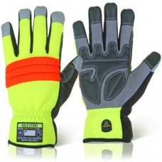 Contact Cold Level 4 Mec Dex Waterproof Coldstore Mechanics Gloves