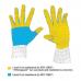 Needlestick and Cut Resistant Tilsatec® Rhinoguard™ Safety Gloves