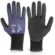 Wondergrip® AirLite 15 Gauge  Nitrile Foam Palmed Breathable Gloves
