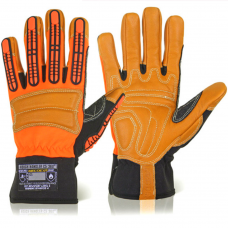 Mec Dex 360° All Over Cut 5 Protection Heat, Flame & Impact Heavy Duty Gloves