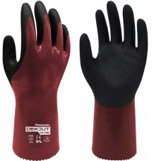 Wonder Grip® 728 Dexcut™ Cut 5 Gauntlet Nitrile Coated 4543