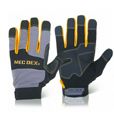 Mec Dex Work Passion Impact Mechanics Gloves