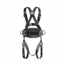 EUROPA – Plus Tower Climbing Riggers Harness, Quick Connect