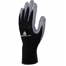 Delta Plus Polyester Knitted Glove -Nitrile Palm