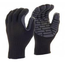 Glovezilla Anti Vibration Glove - Black