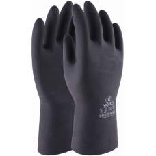"Medium Duty Neoprene Chemical Gauntlet 13"" 33cm"