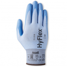 Ultralight 18 gauge HYFLEX®11518 Cut 3/B Dyneema®Diamond Safety Gloves