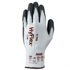INTERCEPT™ Cut Resistant Level 5/C Hyflex® 11735 PU Palm Safety Gloves
