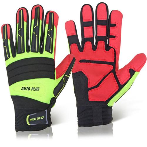 Mec Dex Auto Plus Mechanics Gloves Glovesnstuff