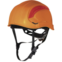Climbing / Work at Height Safety Helmet Adjustable Vents