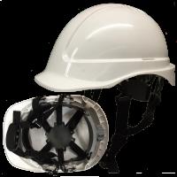 BBrand Micro Peak Safety 6 Point Helmet ChinStrap & Ratchet Adjuster