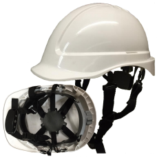 BBrand Micro Peak Safety 6 Point Helmet ChinStrap & Ratchet Adjuster