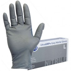 Nitrile Disposable UltraGrip Gloves Powder and Latex Free x 50