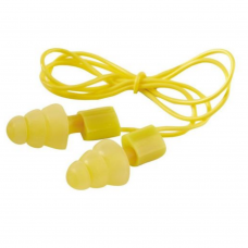 E-A-R® UltraFit® Low Noise corded ear plugs SNR 20dB