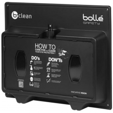 Bolle Lens Cleaning Station Complete