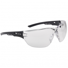 NESS Bolle Ultra Wraparound Panoramic Safety Glasses & Cord