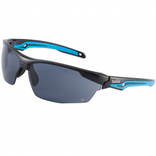 TRYON PSF Smoke Lens Wrap-around Safety Glasses