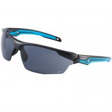 TRYON PSF Smoke Lens Wrap-around Safety Glasses