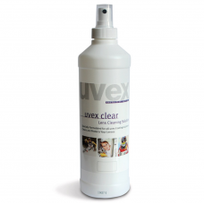 Uvex Clear Lens Cleaning Liquid Pump Spray