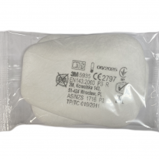 3M P3R Replacement Filters x 1 Pair
