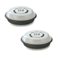 9032 Moldex P3 R Ozone Particulate Filter Pairs for 7000 & 9000 Masks