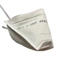 Flat Fold FFP2 Particulate Respirator NR D x 1