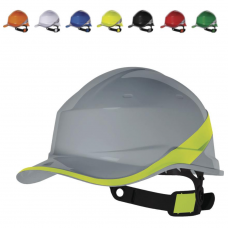 Baseball Cap Safety Helmet 8 Point Harness Push Button Easy Adjust