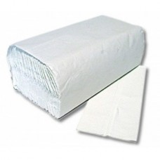 White C-Fold 2 ply Luxury Super Soft Hand Towels  2400 Towels per Pack