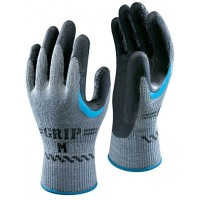 Showa 330 Re Grip Reinforced Thumb Latex Coated Work Glove