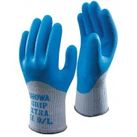 Showa 305 Grip Xtra Knuckle Protecter Gripper Work Gloves