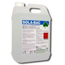 SOLA BAC Heavy Duty Food Industry Bactericidal Cleaner 5 L