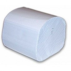2 Ply White Interleaved Bulk Pack Toilet Tissue