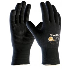 Fully Coated ATG ® MaxiFlex Endurance Nitrile with Grippy MicroDots Gloves