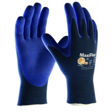 ATG® MaxiFlex Elite Ultra Lightweight Nitrile Palm Coated Gloves