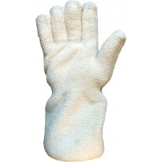 Double Thickness 42oz Terry 250ºC Heat & Cold Resistant Gauntlet