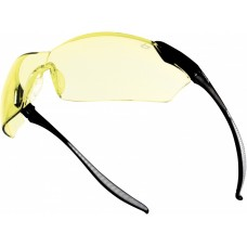 MAMBA PSJ Yellow Lens UV Protection Safety Glasses with Cord