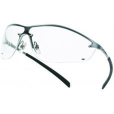 Silium Bolle Metal Frame UV Filter Clear Lens Safety Glasses