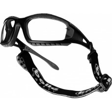 Tracker Bolle PSI Clear Lens Medium Impact Safety Glasses/Goggles
