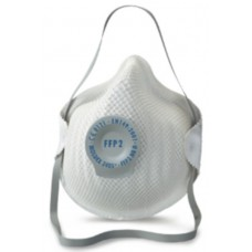 Moldex® Smart DuraMesh® Cup Shaped Ventex-Valve® FFP2 NR D Respirator Mask x 20