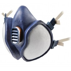 3M™4251 28 Day Maintenance Free Gas/Vapour and Particulate Respirator FFA1P2RD