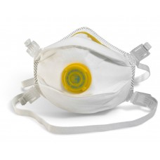 B Brand FFP3V NR Cup Shape Valved Respirator Safety Mask x 5