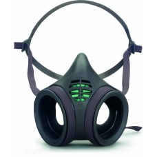 Moldex 8000 Series Mask Body Twin Filter Respirator (No Filters)