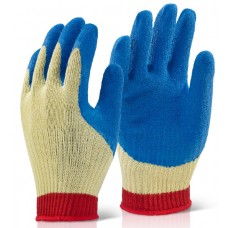 Aramid Fibre with Latex Palm Coat Click Cut Level 5 Safety Gloves 3544