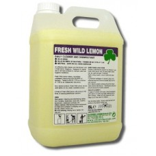 Fresh Wild Lemon - Daily Cleaner & Disinfectant 5L