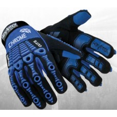 Hexarmor® Chrome Cut 5 Oil & Impact Resistant Mechanics Gloves