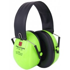 Hi Vis Peltor Optime II Foldable Adustable Ear Defender SNR 31.