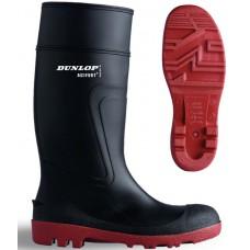 Dunlop Acifort Warwick PVC Wellington Full Safety Work Boots Steel Toe & Midsole