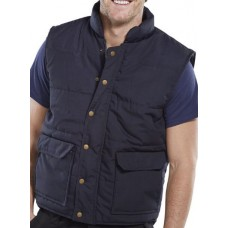 Click Quebec Bodywarmer with Brushed Cotton Lining